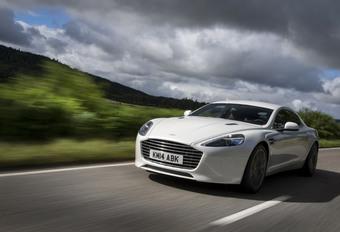 Aston Martin wil een elektrische Rapide op de markt brengen #1