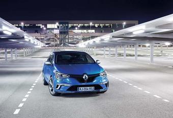 Renault Mégane 4 : fin de l'anonymat #1