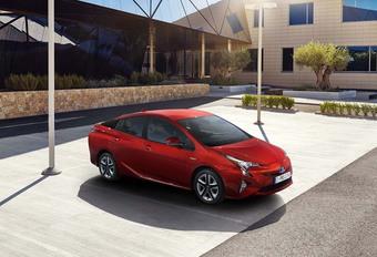 Toyota Prius 4 : les détails mécaniques #1