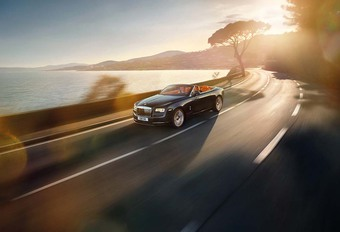 Rolls-Royce Dawn : la dolce vita #1