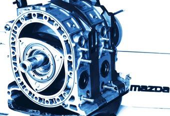 Mazda continue à développer le moteur rotatif #1