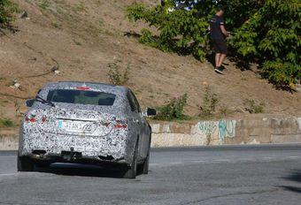 L'Opel Insignia prépare son changement #1