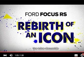 Ford Focus RS : sa genèse et l'avis de Ken Block #1