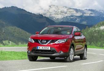 Nissan : des crossovers autonomes dès 2017 #1