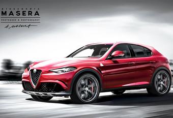 Alfa Romeo: een echte SUV voor 2016 #1