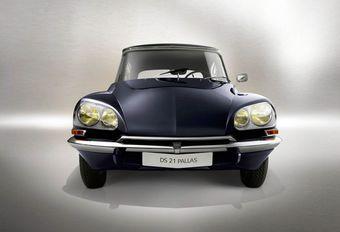 Citroën DS is 60 jaar oud #1