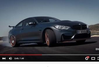 BMW M4 GTS : à l'assaut du Nürburgring #1