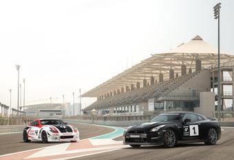 Nissan GT Academy-finale in Abu Dhabi: nog twee Belgen in de race #1