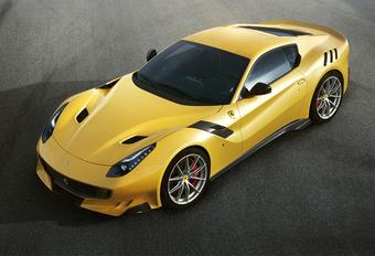 Niet GTO, niet Speciale, hardcore Ferrari F12 heet tdf #1