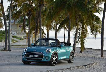 Mini Cooper Cabrio : fidèle à la capote #1