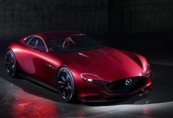Mazda RX-Vision : le retour du rotatif #1