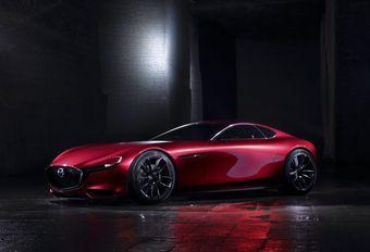 Mazda : un moteur rotatif suralimenté ? #1