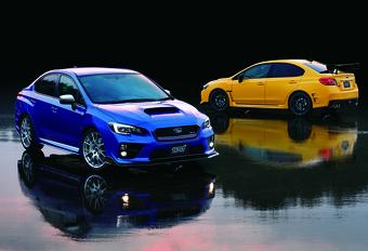 Subaru WRX STI S207 wil de Leukste Auto ter Wereld zijn #1