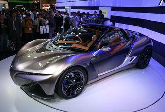 Yamaha Sports Ride Concept: een pareltje #1