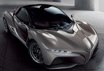Yamaha bevriest zijn autoprojecten #1