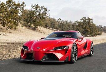 La Toyota Supra prépare son retour #1