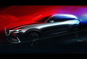 Mazda CX-9 : 7 places de série #1