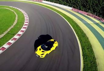 Lotus Evora 400 : de la route au circuit #1