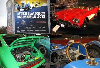 10 goede redenen om Interclassics Brussels te bezoeken #1