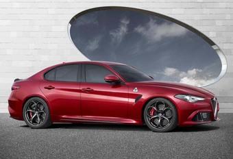 Alfa Romeo Giulia : la 156 comme source d'inspiration #1