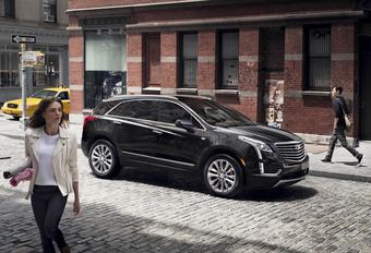 Cadillac XT5 komt ook naar Europa #1