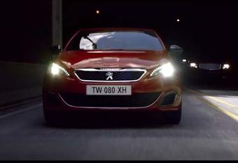 Peugeot: de 308 GTi maakt reclame zoals de 205 dat deed #1