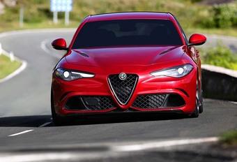 Alfa Romeo Giulia 2016: de technische gegevens #1