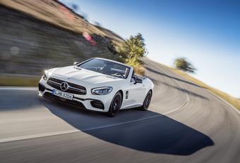 Mercedes SL: alle informatie #1