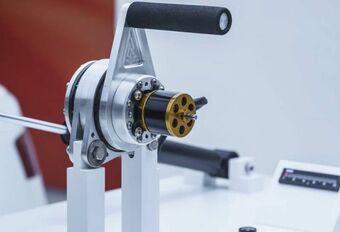 Un trou, une bosse : Audi vous fait de l'électricité #1