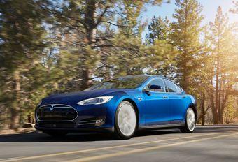 Tesla rappelle la Model S #1