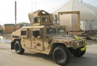 GM: een stealth-4x4 op waterstof voor het Amerikaanse leger #1