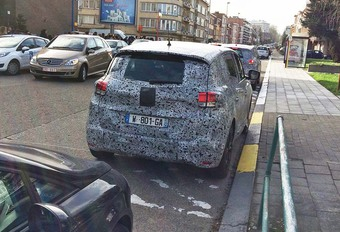 Renault Scénic 4 : prévu pour 2016 #1