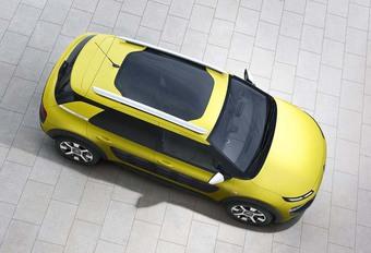 Citroën : légère mise à jour du C4 Cactus #1