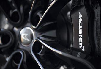 McLaren ne dit pas forcément non au SUV #1