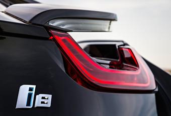 BMW i8 Plug-In Hybrid krijgt V8-biturbo! #1