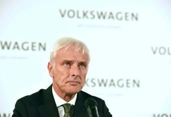 Affaire VW : Matthias Müller au chevet d'Audi #1