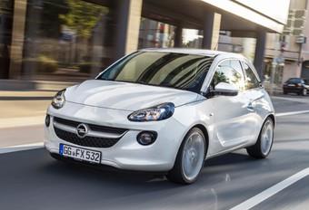Opel Adam breidt optielijst uit #1