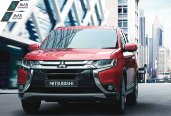 Saloncondities Mitsubishi 2016 #1