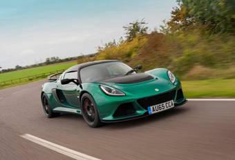 La Lotus Exige Sport 350 : l'obsession du poids #1