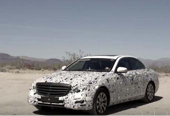 Mercedes Classe E : sa genèse, son développement #1