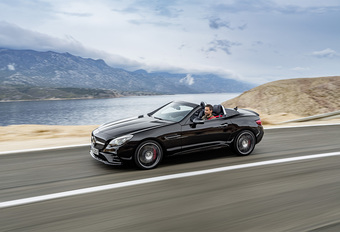 Mercedes SLC: nieuwe naam als verjaardagscadeau #1