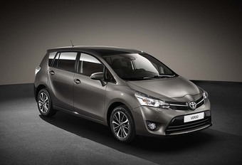 Toyota Verso : discrète mise à jour #1