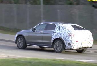 VIDÉO – Mercedes GLC : voilà le coupé #1
