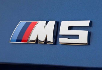 La future M5 sera aussi « xDrive » #1