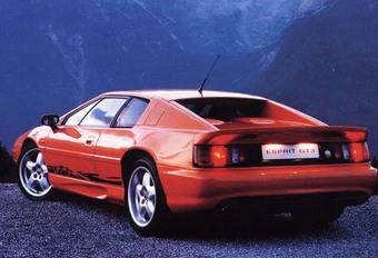 Lotus Esprit GT3 #1