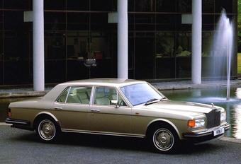 Rolls-Royce Silver Spirit #1