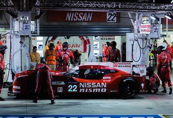 Nissan volgend jaar niet in WEC