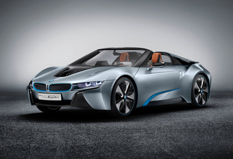 BMW i8 Spyder, X7 et Mini Hybride à venir #1