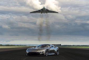Aston Martin deponeert naam Aeroblade #1