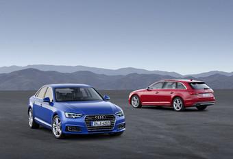 Autosalon van Brussel 2016: de nieuwigheden bij Audi #1